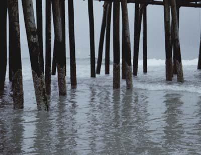 Under the Pier; Actual size=240 pixels wide